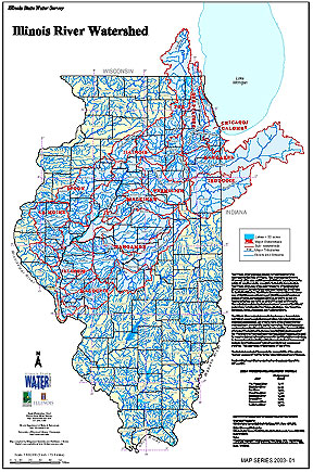ILRDSS Keyword Search Results - Map of illinois rivers
